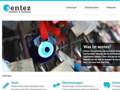 Webdesign, SEO